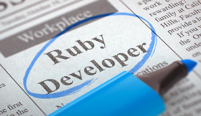 Ruby on Rails headhunter